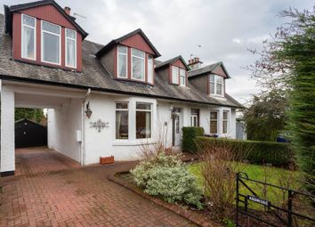 Thumbnail 3 bedroom semi-detached house for sale in 4 Greenhill Crescent, Elderslie