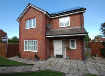 Thumbnail 4 bed detached house for sale in Ivy Farm Court, Kenton Bank Foot, Newcastle Upon Tyne
