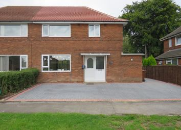 Thumbnail 3 bed semi-detached house for sale in Sandringham Drive, Moortown, Leeds
