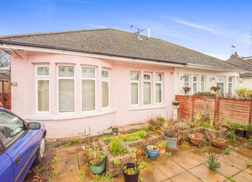 Thumbnail 2 bedroom semi-detached bungalow for sale in Heol Pant Y Rhyn, Cardiff