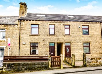 Thumbnail 3 bedroom terraced house for sale in Yew Green Road, Crosland Moor, Huddersfield