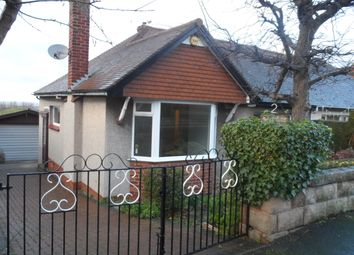 Thumbnail 2 bed semi-detached bungalow to rent in Chatsworth Close, Prestatyn