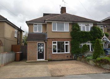Thumbnail 4 bed semi-detached house for sale in Repton Way, Croxley Green, Rickmansworth Hertfordshire
