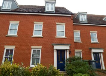 Thumbnail 4 bedroom terraced house to rent in Windsor Park Gardens, Norwich