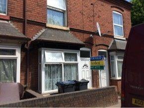 Thumbnail 3 bed terraced house for sale in Speedwell Road, Yardley