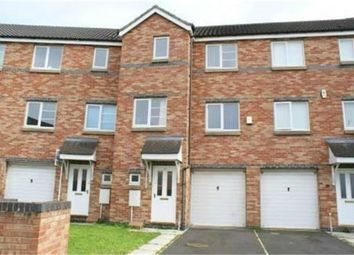 Thumbnail 4 bed town house to rent in Bridges View, Village Heights, Gateshead, Tyne And Wear