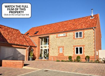 Thumbnail 4 bed detached house for sale in St. Edmunds Lane, Burnham Market, King's Lynn