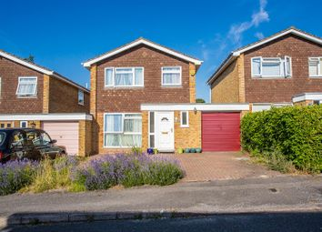 Thumbnail 3 bed detached house for sale in Poplar Drive, Banstead