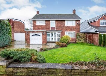 Thumbnail 3 bed detached house for sale in Quickswood Close, Woolton, Liverpool, Merseyside