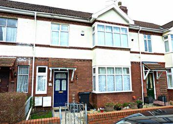 Thumbnail 4 bed terraced house for sale in Runswick Road, Brislington, Bristol