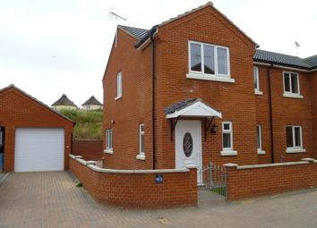 Thumbnail 3 bed semi-detached house to rent in James Gray Close, Winterton-On-Sea, Great Yarmouth