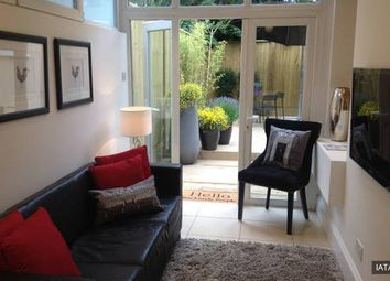 Thumbnail 2 bed flat to rent in Giesbach Road, London