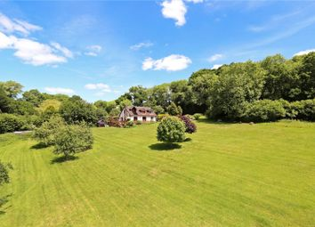 Thumbnail 5 bed detached house for sale in Wheatley Lane, Kingsley, Hampshire