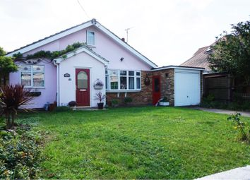 Thumbnail 4 bed detached bungalow for sale in New Road, Tollesbury