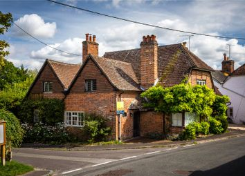 4 bed detached house for sale in High Street, Broughton, Stockbridge, Hampshire SO20