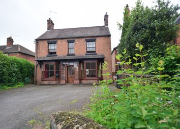 Thumbnail 3 bed detached house for sale in New Street, Wem, Shrewsbury