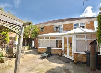 Thumbnail 4 bed detached house for sale in Spring Gardens, Burton Latimer, Kettering