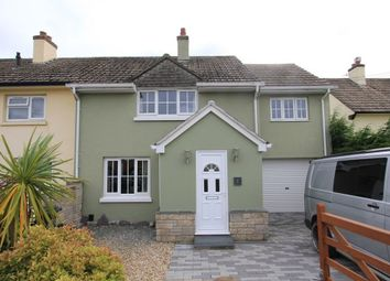 Thumbnail 3 bedroom end terrace house for sale in Butland Road, Kingsteignton, Newton Abbot
