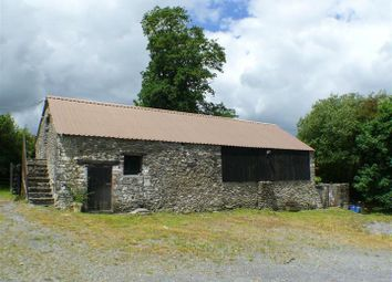 Thumbnail 3 bed property for sale in Taliaris, Llandeilo