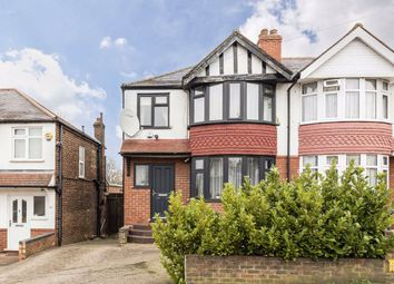 Thumbnail 3 bed semi-detached house for sale in Bispham Road, London