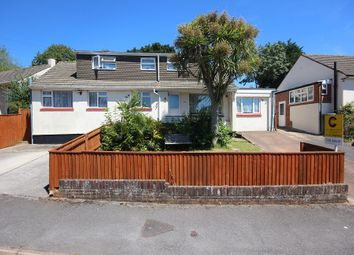 Thumbnail 4 bed detached bungalow for sale in Manor Close, Abbotskerswell, Newton Abbot