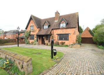 Thumbnail 4 bed detached house for sale in Hinckley Road, Burton Hastings, Nuneaton