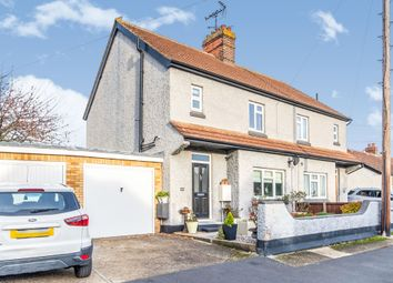 Thumbnail 3 bed semi-detached house for sale in Crescent Road, Heybridge, Maldon