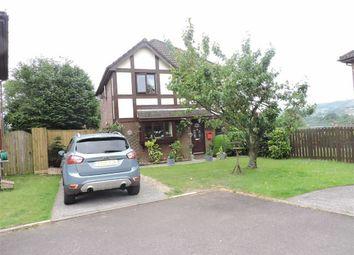 Thumbnail 4 bed detached house for sale in Rhodfa Brynrhos, Glanamman, Ammanford