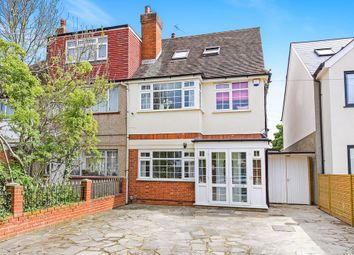 Thumbnail 5 bed semi-detached house for sale in Boscombe Road, Worcester Park
