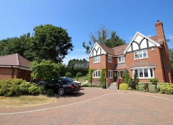 Thumbnail 5 bed detached house for sale in Park Wood Close, Allestree, Derby