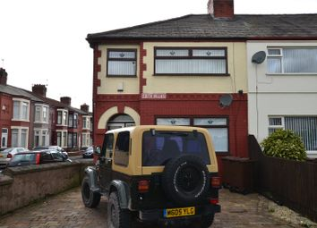 Thumbnail 3 bed end terrace house for sale in Edith Villas, Fernhill Road, Bootle