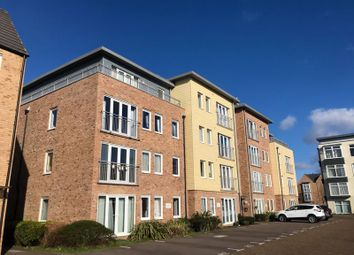 Thumbnail 2 bed flat for sale in Samuel Jones Crescent, Little Paxton, St. Neots