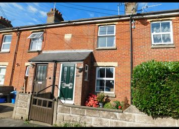 2 bed terraced house for sale in Fishers Road, Eling, Totton SO40