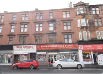 Thumbnail 1 bed flat to rent in Westmuir Street, Glasgow