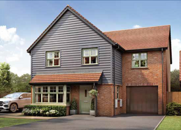 "Thumbnail 4 bed property for sale in ""The Mortimer"" at Tangier Lane, Bishops Waltham, Southampton"