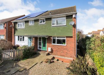 Thumbnail Semi-detached house for sale in West Cliff, Whitstable