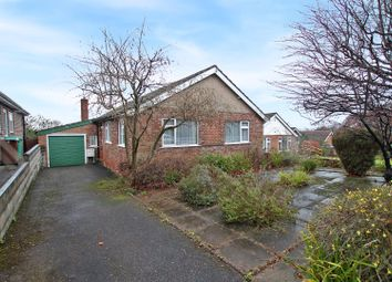 Thumbnail 3 bed detached bungalow for sale in Maurice Drive, Mapperley, Nottingham