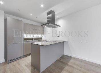 Thumbnail 1 bed flat for sale in Roosevelt Tower, 18 Williamsburg Plaza, Canary Wharf, London