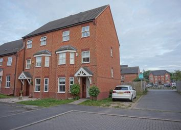 Thumbnail 3 bed semi-detached house for sale in Harker Drive, Coalville
