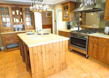 Thumbnail 5 bed detached bungalow for sale in Wisbech Road, Manea, March