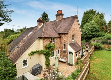 Thumbnail 3 bed semi-detached house for sale in Fifield Lane, Frensham, Farnham, Surrey