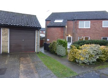 Thumbnail 1 bedroom flat for sale in Stone Breck, New Costessey, Norwich