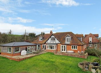 Thumbnail 5 bed detached house for sale in Hampstead Norreys, Thatcham
