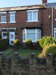 Thumbnail 2 bedroom terraced house to rent in Milburn Road, Ashington