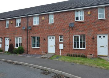 Thumbnail 3 bed terraced house for sale in Abberley Grove, The Crossing, Stafford