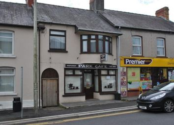 Thumbnail 2 bed flat to rent in Ammanford Road, Llandybie, Ammanford