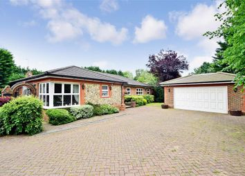 Thumbnail 4 bed detached bungalow for sale in Water Lane, South Godstone, Godstone, Surrey