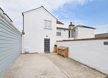 Thumbnail 3 bedroom cottage for sale in Wilberforce Road, Sandgate, Folkestone