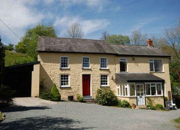 Thumbnail 3 bed farmhouse for sale in Llansadwrn, Llanwrda