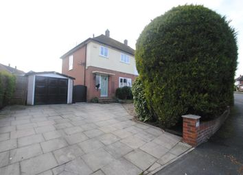 Thumbnail 3 bed semi-detached house for sale in Greenfields Avenue, Appleton, Warrington